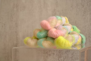 Kid Mohair Silk - Bubble