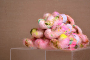 Kid Mohair Silk - Cherry Hill