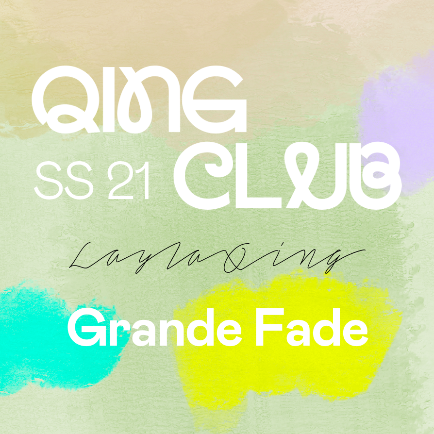 NEW Qing Fibre Grand Fade Club - Spring 2021 Sneak Peak