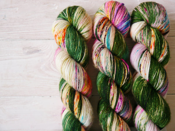 Qing Fibre Merino Single - Cha Cha