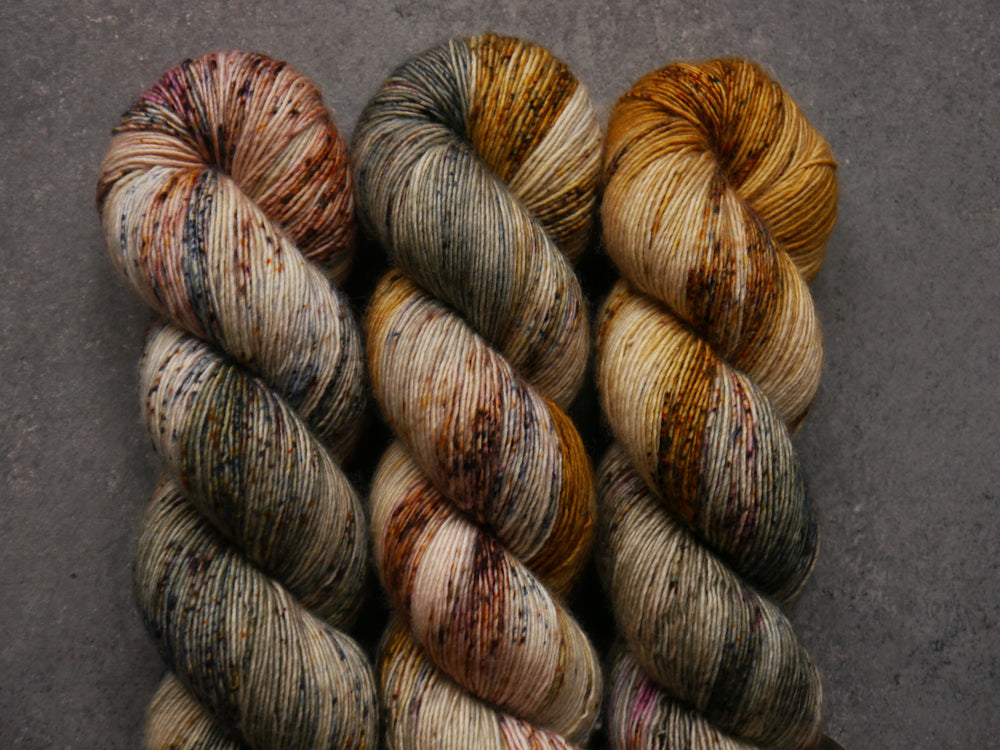 Qing Fibre Merino Single - Saltmarsh