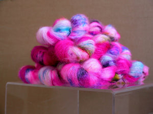 Kid Mohair Silk - Flamingo