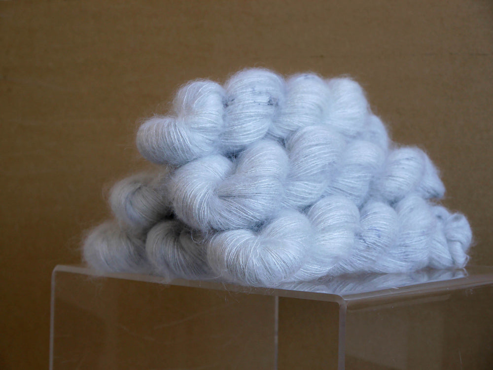 Kid Mohair Silk - Platinum