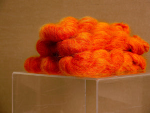Kid Mohair Silk - Brick