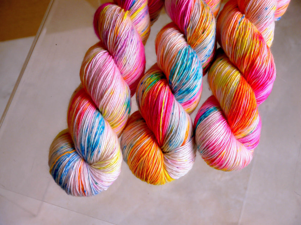 Merino Single - Spring Splash!