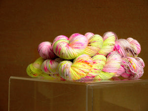 Merino Single - Soft Lemon