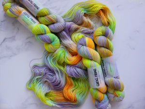 Kid Mohair Silk - 600 Volts