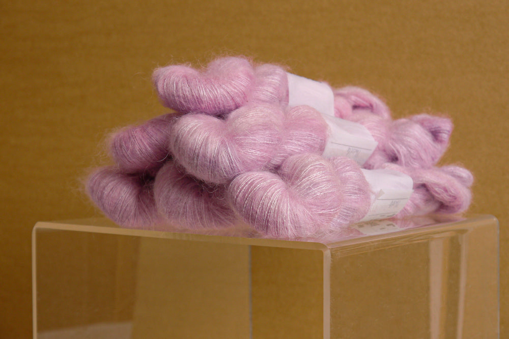 Kid Mohair Silk - Thistle