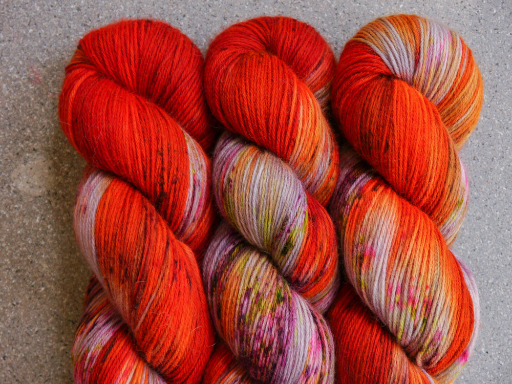 Qing Fibre Super Soft Sock: Arizona