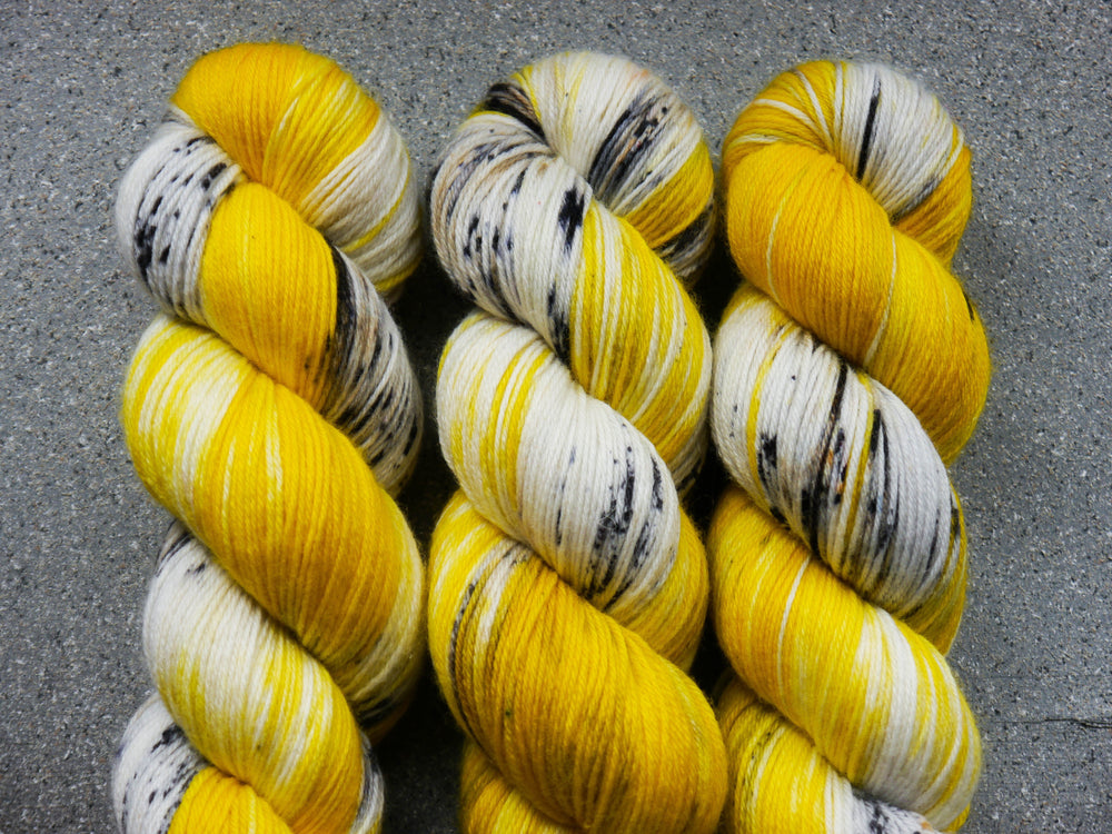 Qing Fibre Super Soft Sock: Smiler