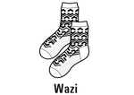 Wàzi Sock Pattern - Download