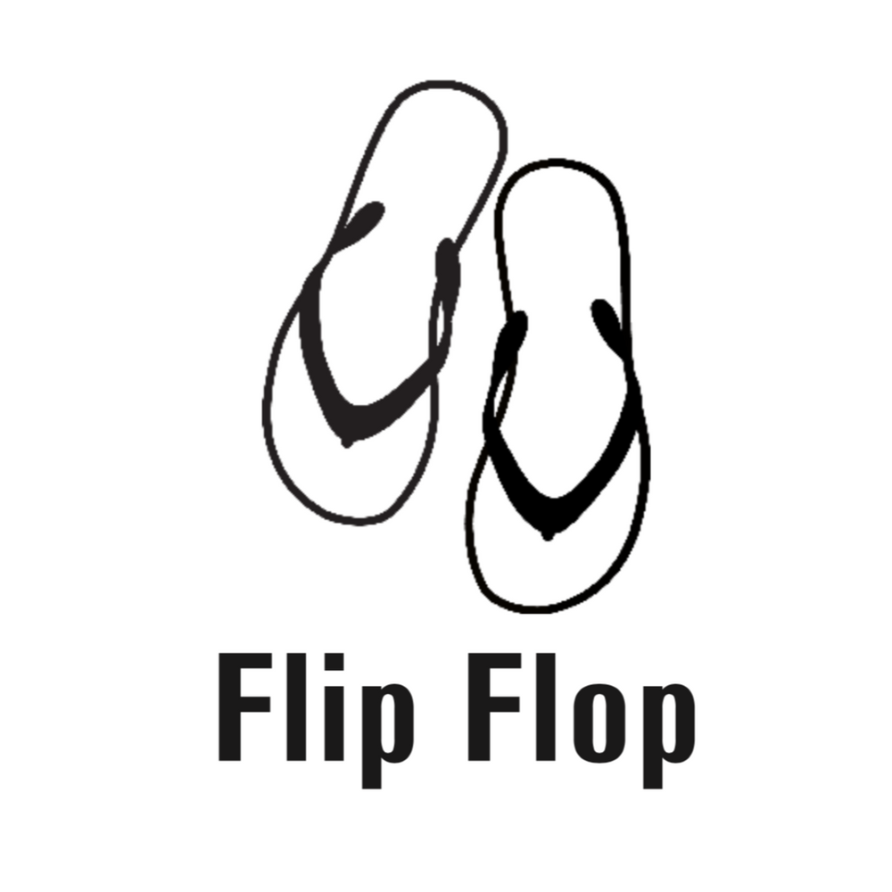 Mini Flip Flops Pattern - Download