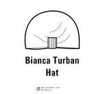 Bianca Turban Hat