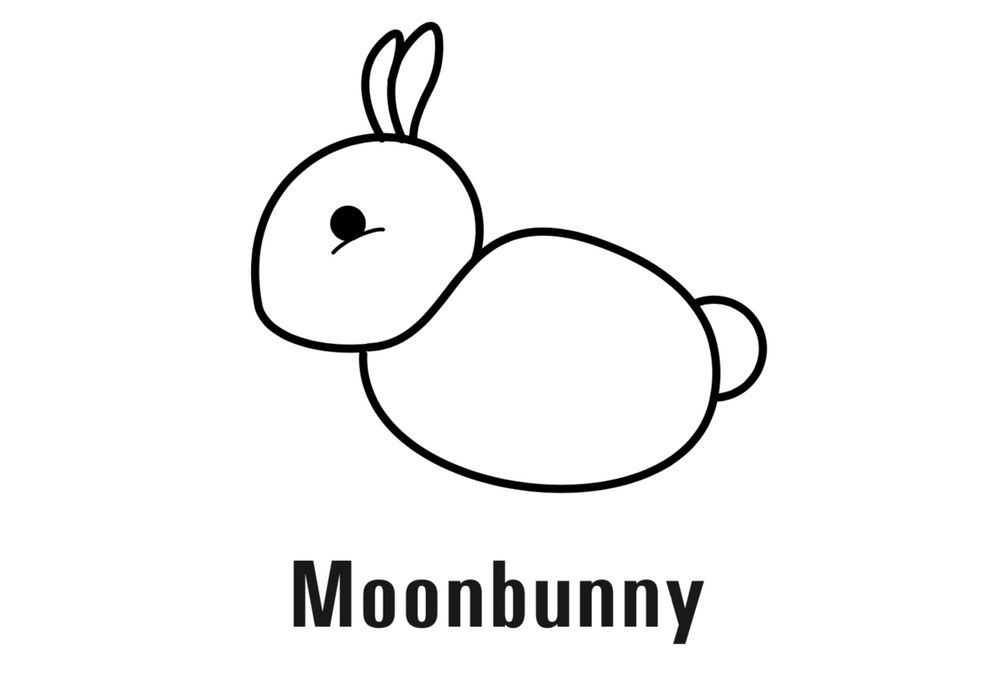 Mini Moon Bunny