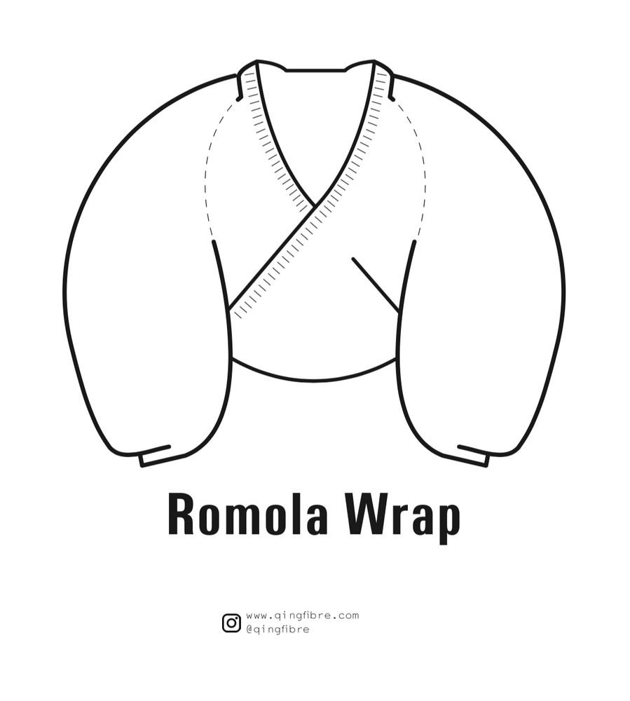 Romola Wrap - Download Version