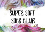Qing Fibre Super Soft Sock Spring Club 2019