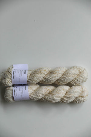 Qing Fibre Hand Spun Cotton - Speckly Henna