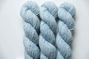 Qing Fibre Hand Spun Cotton - Indigo Light