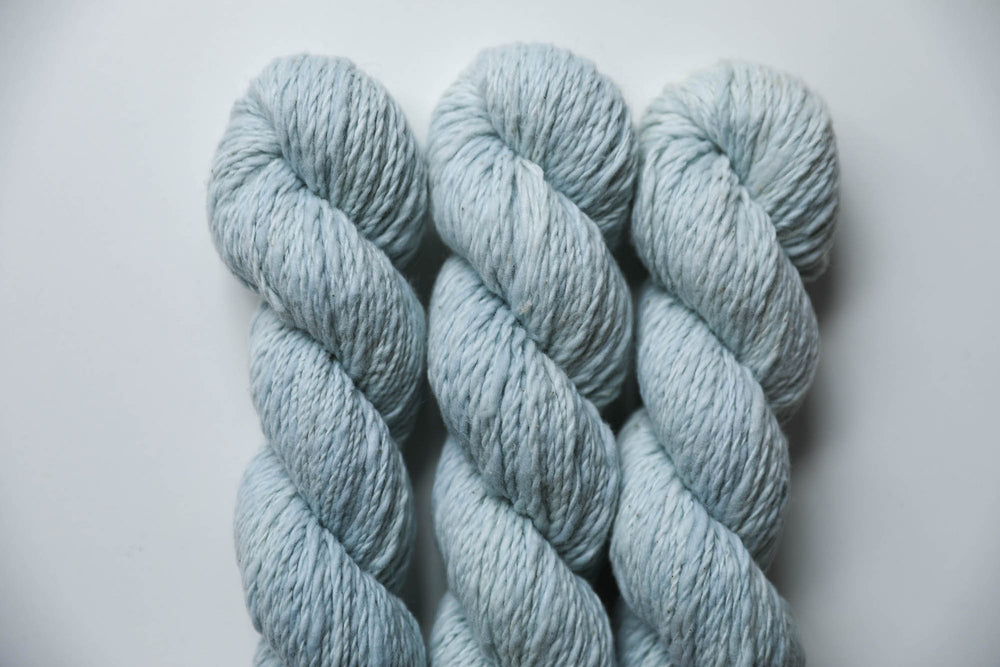 Qing Fibre Hand Spun Cotton - Indigo Medium