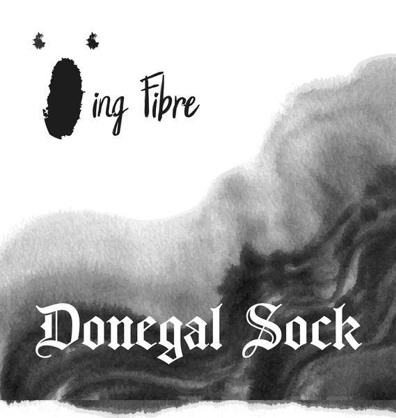 Qing Fibre Donegal Sock Club 2018