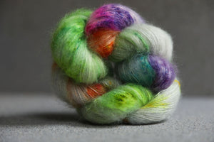 Qing Fibre Kid Mohair Silk - Hair