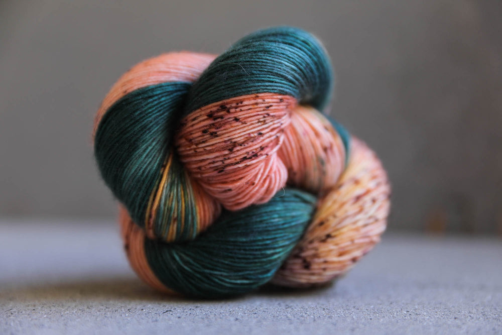 Qing Fibre Merino Single - Scallop