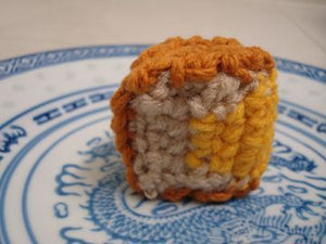 Mini Moon Cake Slice