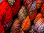 Qing Fibre Merino Single - Hurricane