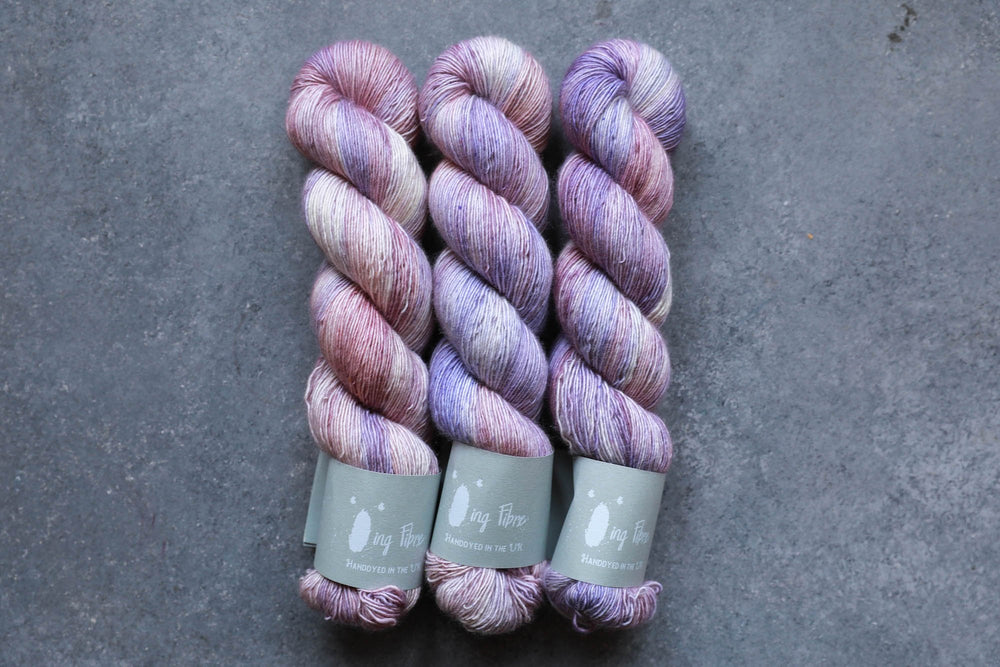 Qing Fibre Merino Single - Atmosphere