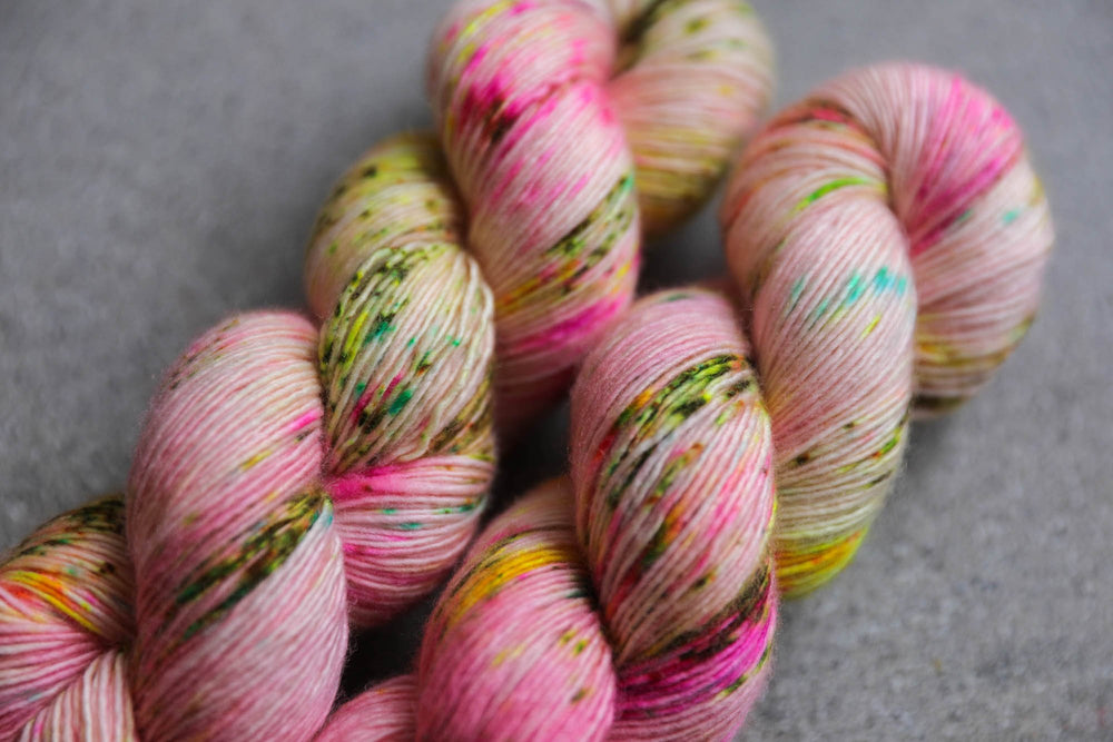 Qing Fibre Merino Single - Cherryhill