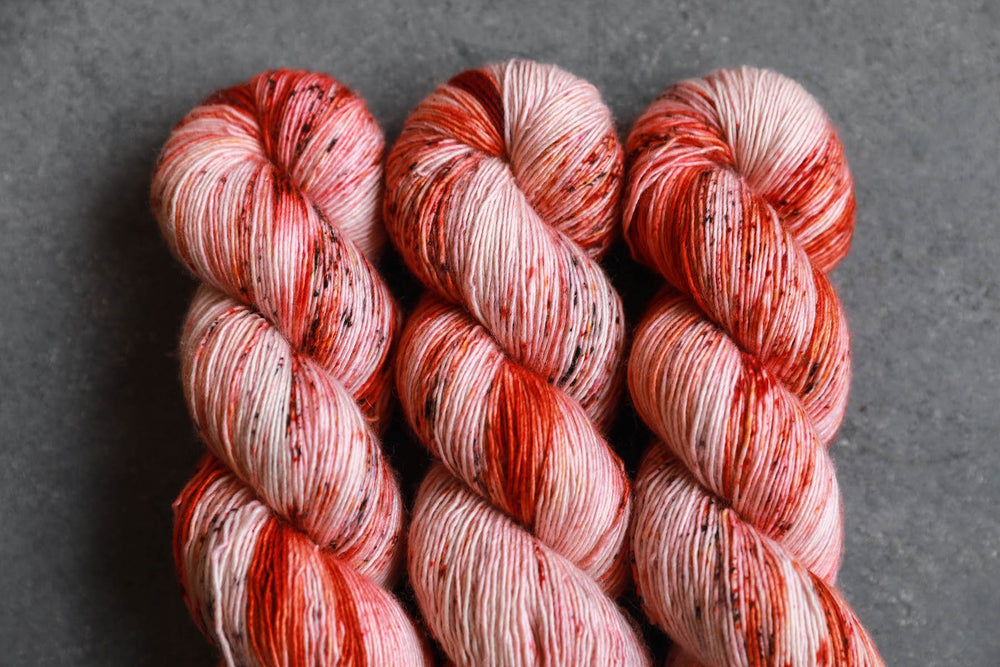 Qing Fibre Merino Single - Crackle