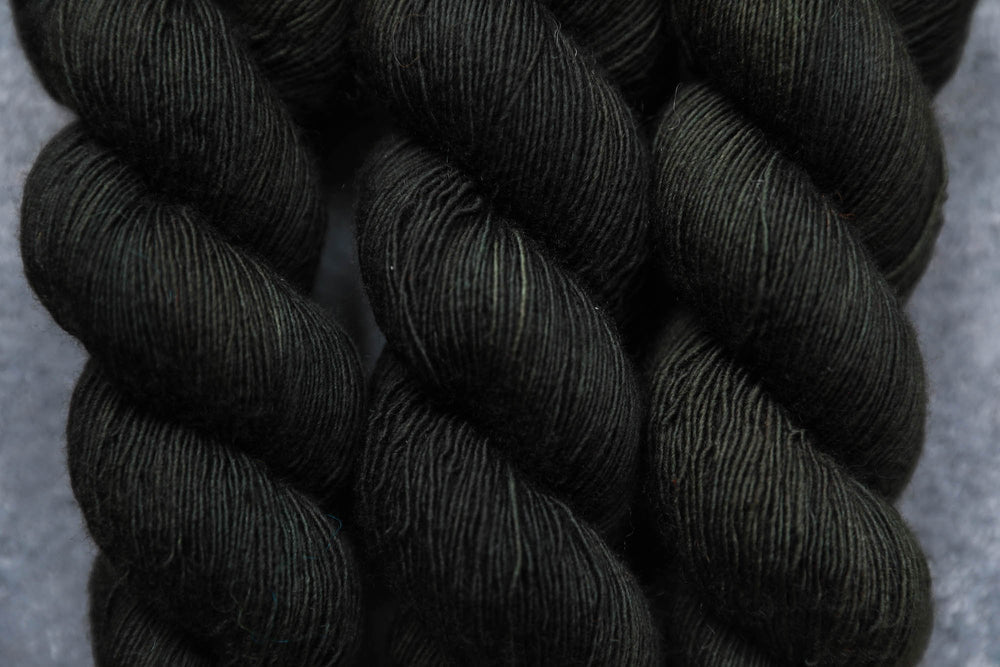 Qing Fibre Merino Single - Dark Forest