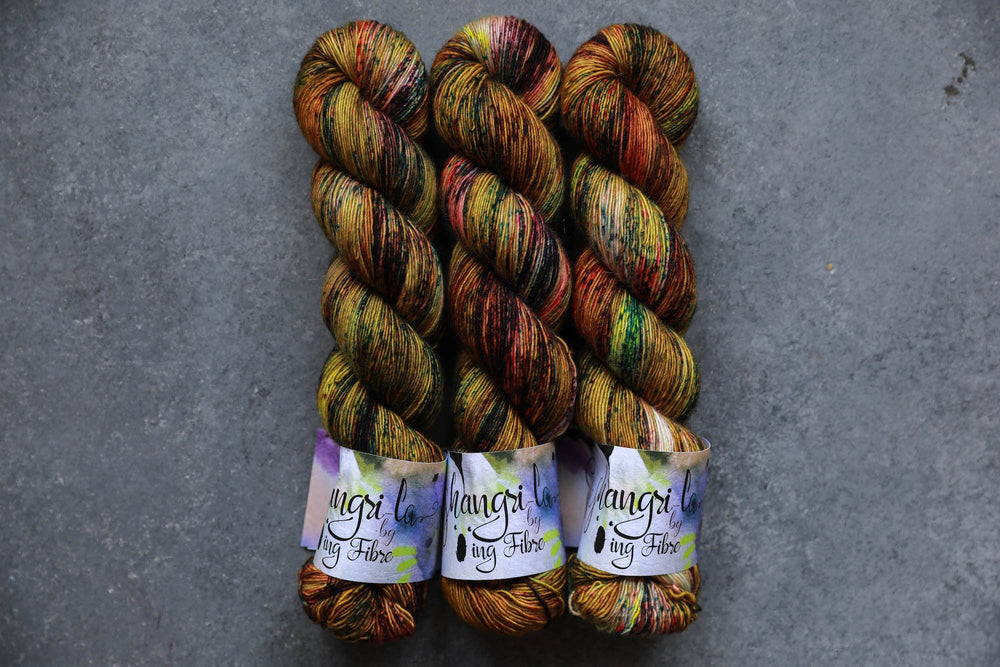 Qing Fibre Merino Single - Euphoria