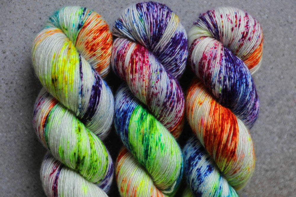 Qing Fibre Merino Single - Hair
