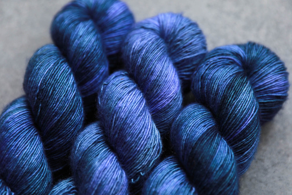 Qing Fibre Merino Single - Ink