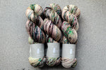 Qing Fibre Merino Single - Northern Lights