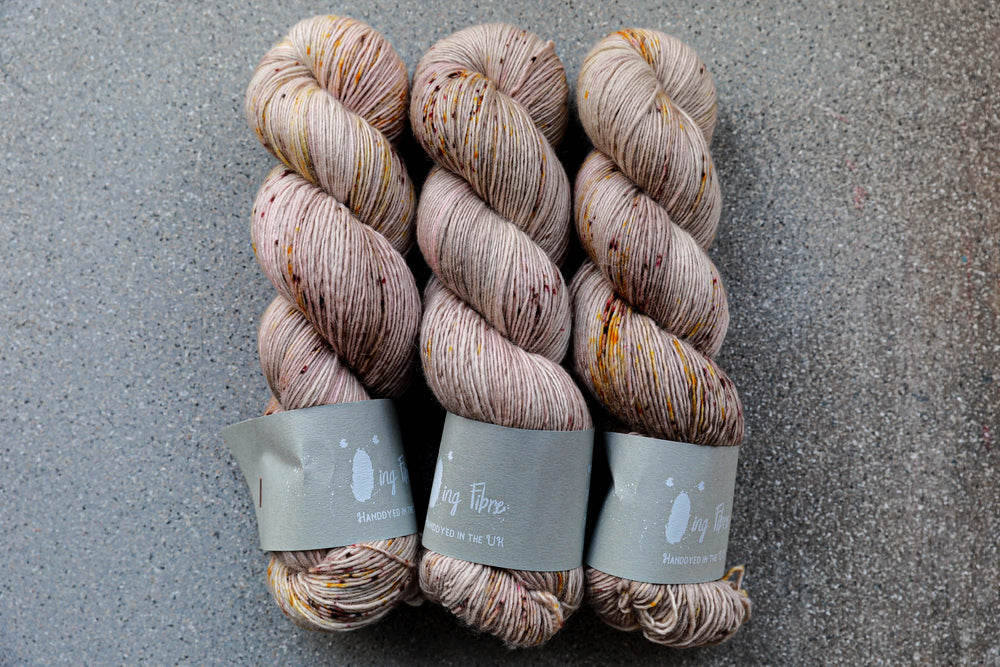 Qing Fibre Merino Single - Nougat