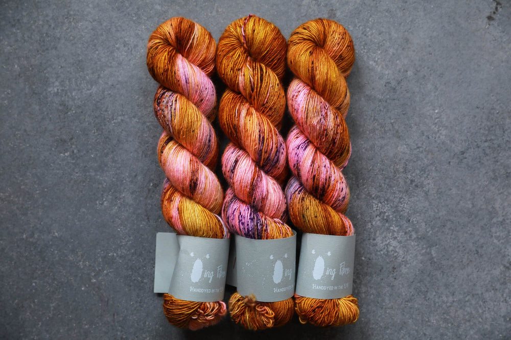 Qing Fibre Merino Single - Pangolin