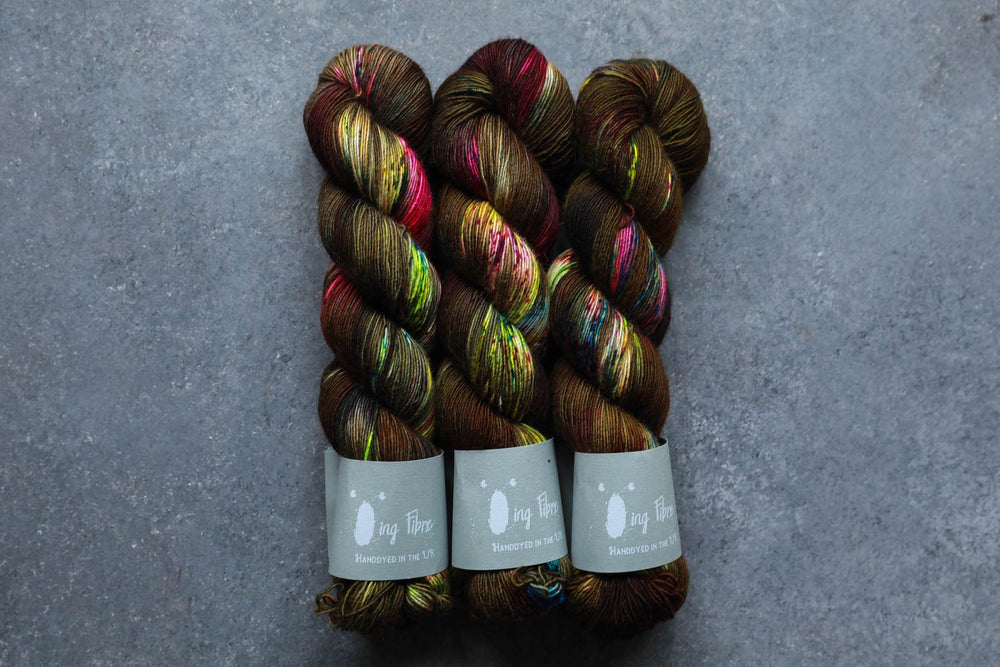 Qing Fibre Merino Single - Punjabi