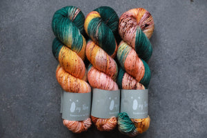 Qing Fibre Merino Single - Scallop Batch 1