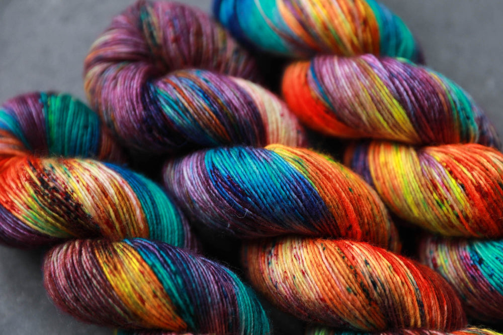 Qing Fibre Merino Single - Shindig