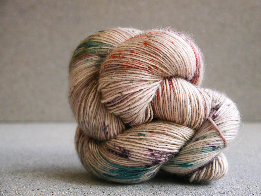 Qing Fibre Merino Single - Kaleidoscope