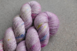 Qing Fibre Merino Single - Frost