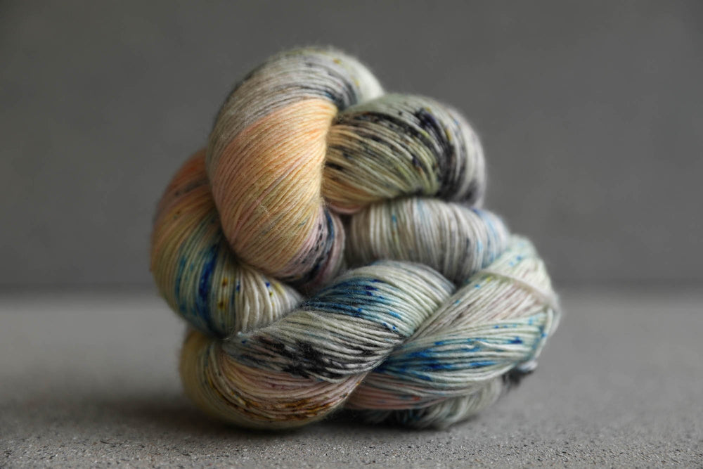 Qing Fibre Merino Single - Soft Grey