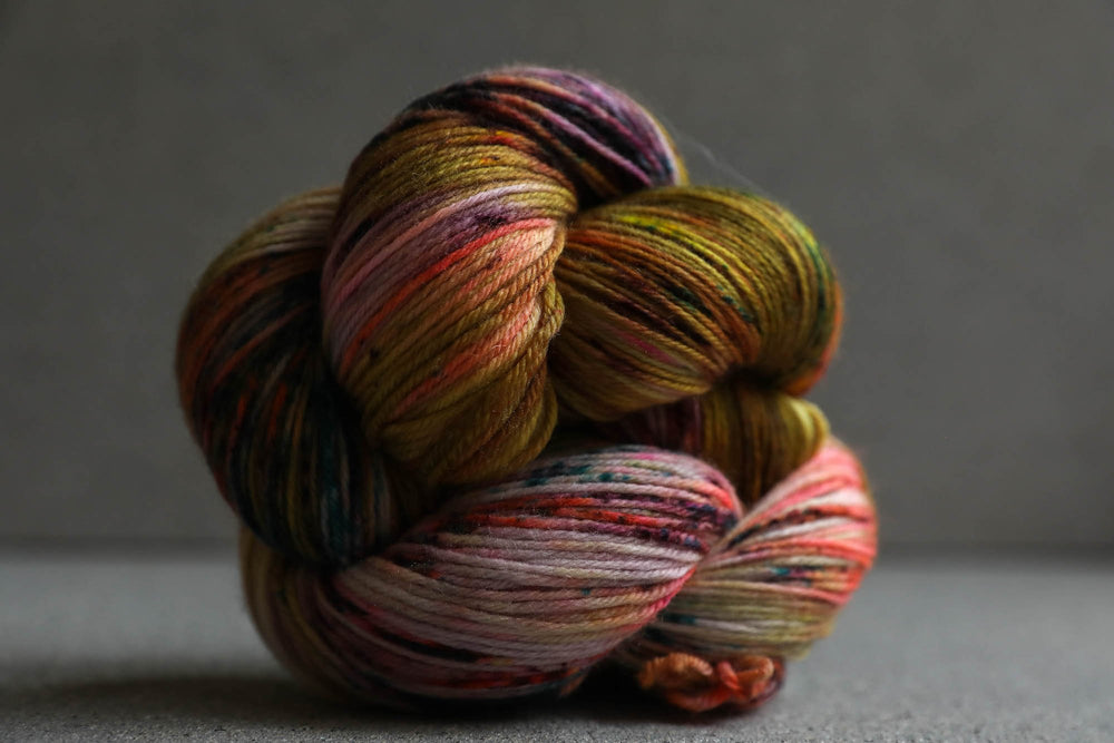 Qing Fibre Super Soft Sock: Euphoria