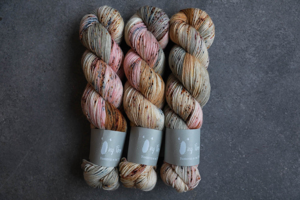Qing Fibre Super Soft Sock: Saltmarsh