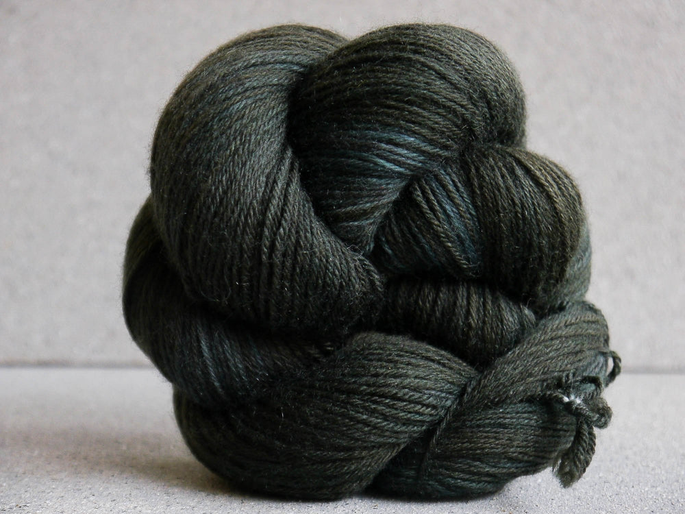 Qing Fibre Super Soft Sock: Dark Forest