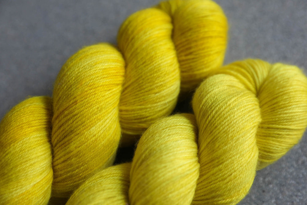 Qing Fibre Super Soft Sock: Zest