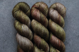 Qing Fibre Yak Single - Dew