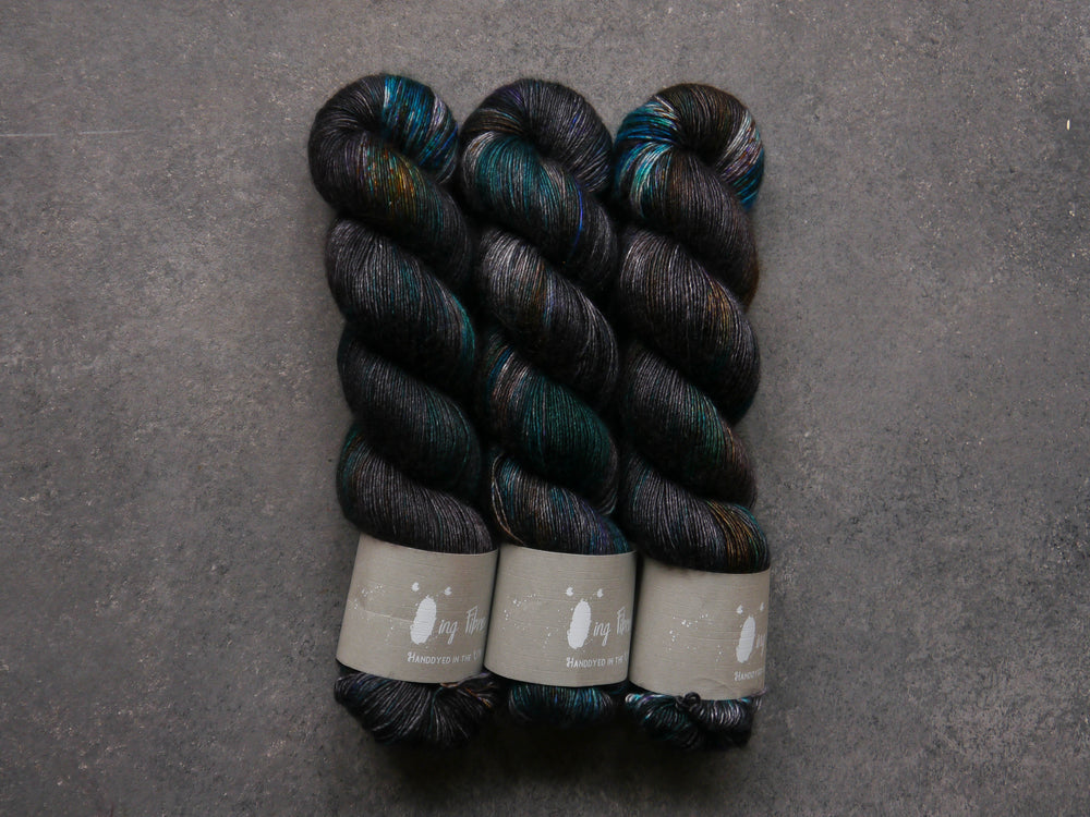 Qing Fibre Yak Single - Norahs